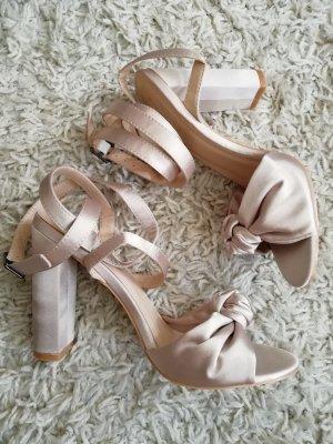 Public Desire Sandaletten Riemchen High Heels 40