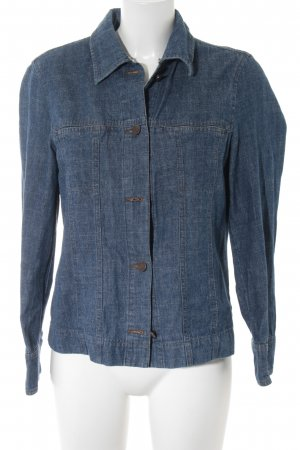 Public Jeansjacke blau Jeans-Optik