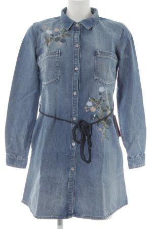 Public Jeanskleid blau Casual-Look