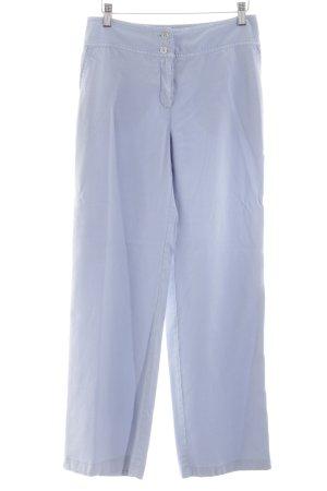 Public Stoffhose blau Casual-Look