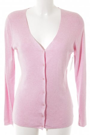Public Strick Cardigan rosa Casual-Look