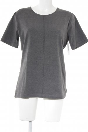 Public T-Shirt grau Casual-Look