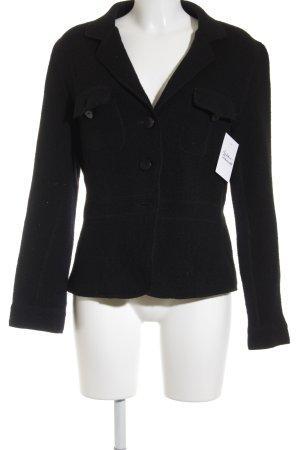 Public Blazer en laine noir élégant