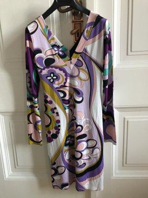 Emilio Pucci Mini-jurk veelkleurig