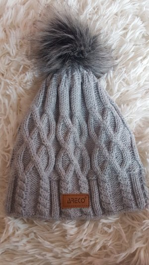 Bobble Hat grey