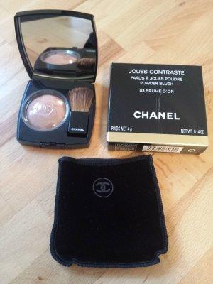 Chanel Accessoire brun