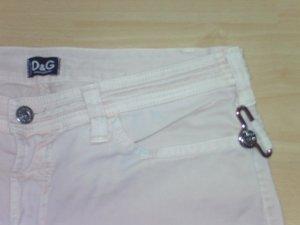 Dolce & Gabbana Pantalone cinque tasche multicolore Cotone