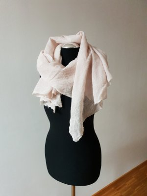 COS Écharpe en laine multicolore