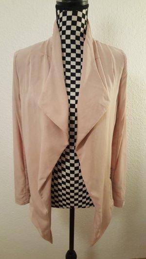Review Lange blazer rosé