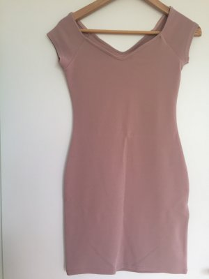 Puderrosa farbenes Sommerkleid von Miss Selfridge