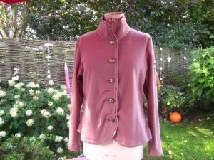 Airfield Fleece Jackets pink-light pink polyester