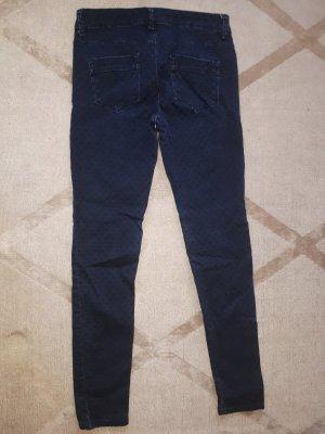 Pünktchen Denim Jeans 38