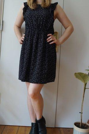 About You Shortsleeve Dress black-white