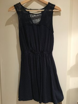 Pünktchen Kleid - Pull and bear