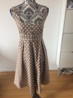 Pünktchen Kleid Vintage