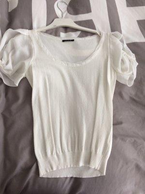 Orsay Camicia maglia bianco