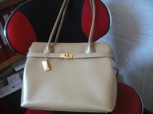 Picard Business Bag beige imitation leather
