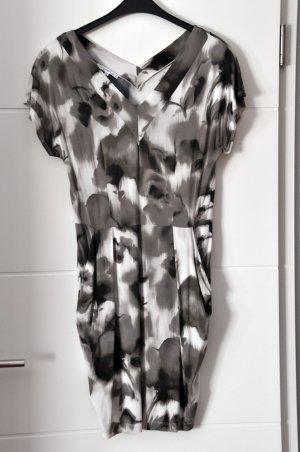 Pui & Pui Sommer Kleid, schlamm-weiss-beige, Gr 40/42 (IV)