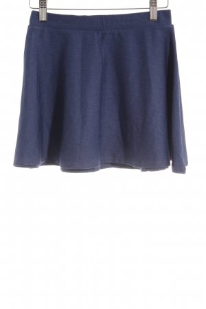 Pull & Bear Gonna a palloncino blu scuro stile casual