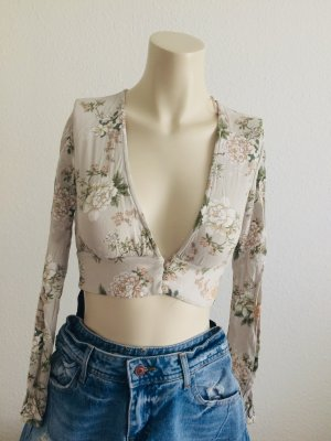 Pull & Bear Bluse floral