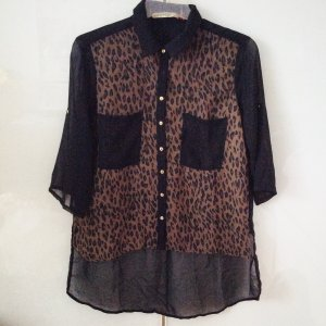 Pull & Bear Bluse in S