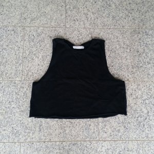 Pull&bear Crop Top oversize