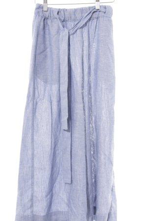 Pull & Bear Culotte bleu azur style décontracté