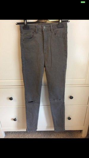 Pull & Bear highwaist Jeans