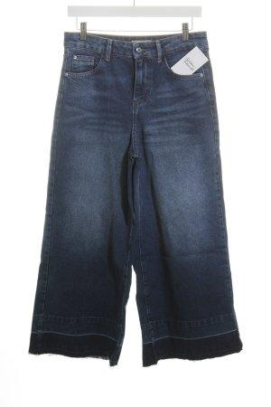 Pull & Bear Jeans blau