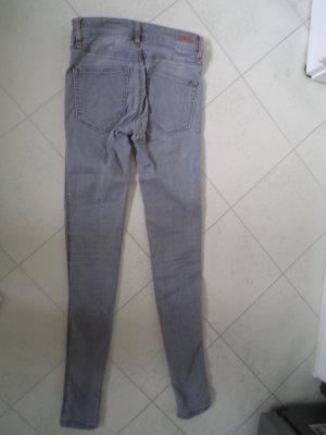 pull&bear Jeans XS 34 grau