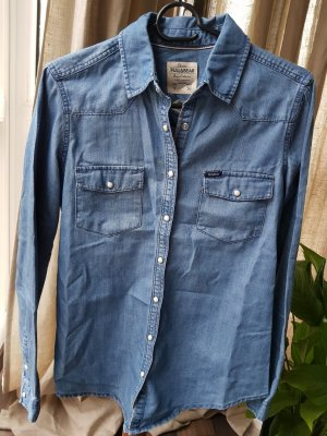 Pull&Bear Jeansbluse