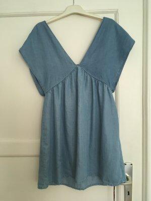 Pull & Bear Jeanskleid Kleid Tunika M 38