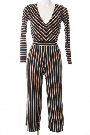 Pull & Bear Jumpsuit Animalmuster Casual-Look