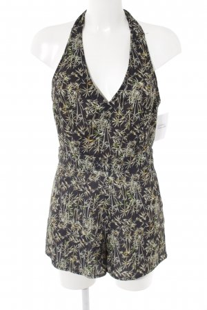 Pull & Bear Jumpsuit floral pattern Boho look