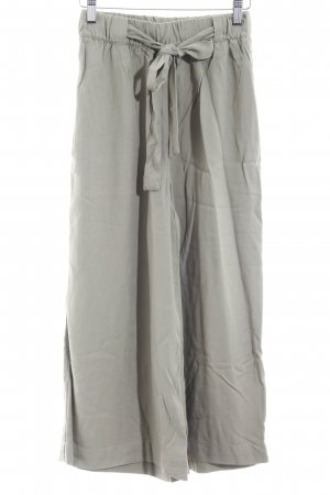 Pull & Bear Marlene Trousers sage green casual look
