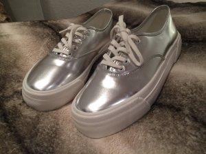 Pull & bear metallic sneaker