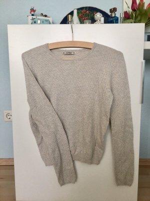 Pull & Bear Maglione lavorato a maglia beige