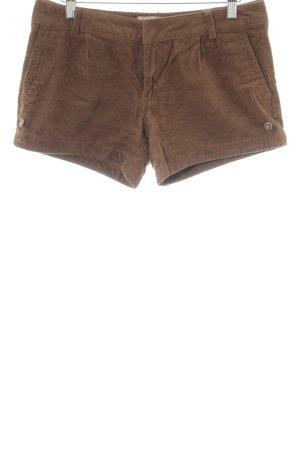 Pull & Bear Shorts braun Casual-Look