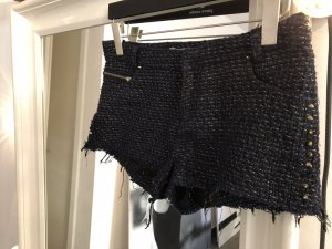 Pull & Bear Shorts Gold Studs Nieten Gr 32