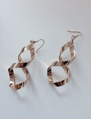 Pull & Bear Earring gold-colored