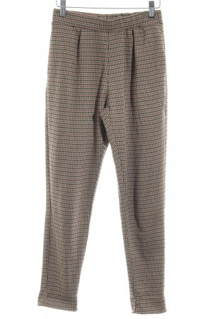 Pull & Bear Stoffhose grafisches Muster Casual-Look