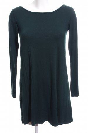 Pull & Bear Stretch Dress green casual look