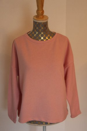 Pull&Bear Sweatshirt Gr. XS rose