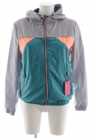 Pull & Bear Übergangsjacke mehrfarbig sportlicher Stil