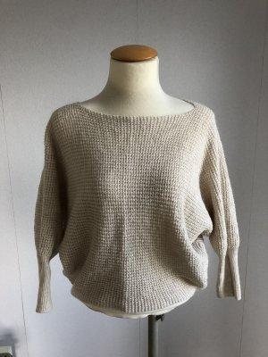 Mango Coarse Knitted Sweater multicolored