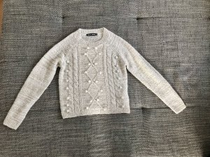 Tally Weijl Pull tricoté crème