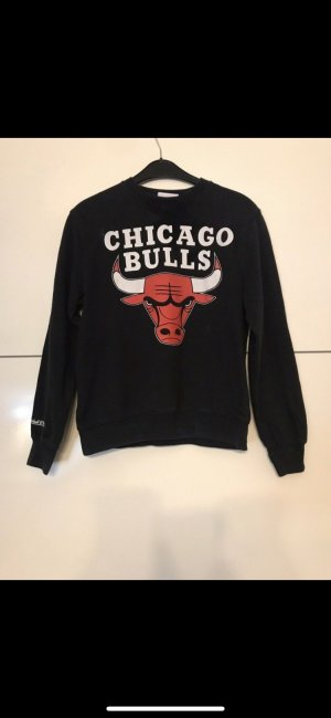 Mitchell & Ness Hooded Sweater multicolored