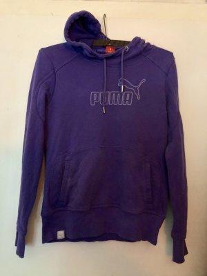 Puma Pull-over à col roulé violet foncé