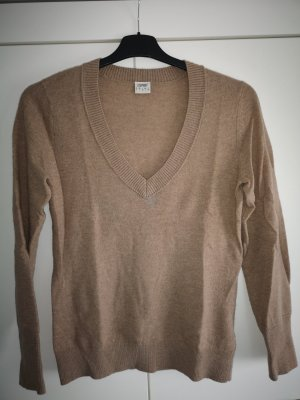Esprit Maglione di lana marrone chiaro-beige