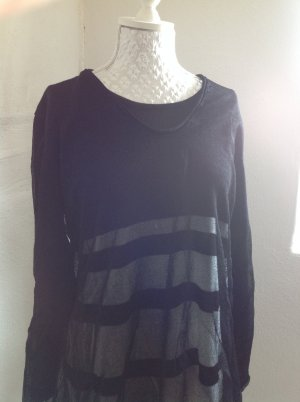 Pulli Betty Barclay Gr. M schwarz-weiß